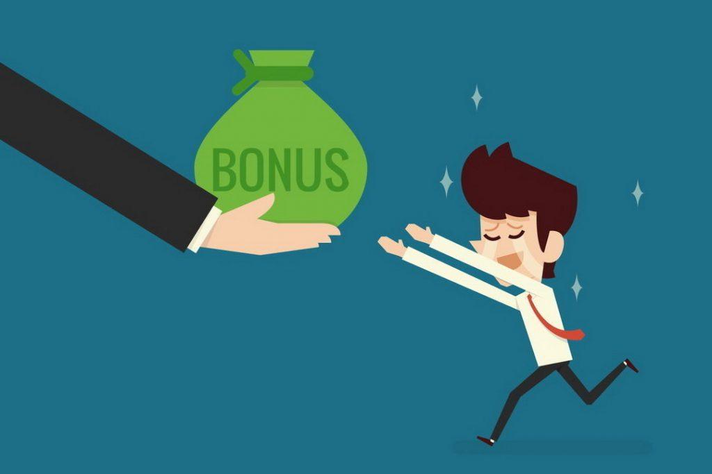 Как получить бонус