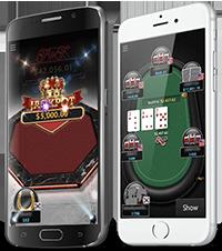 Мобильное приложение ПокерОК