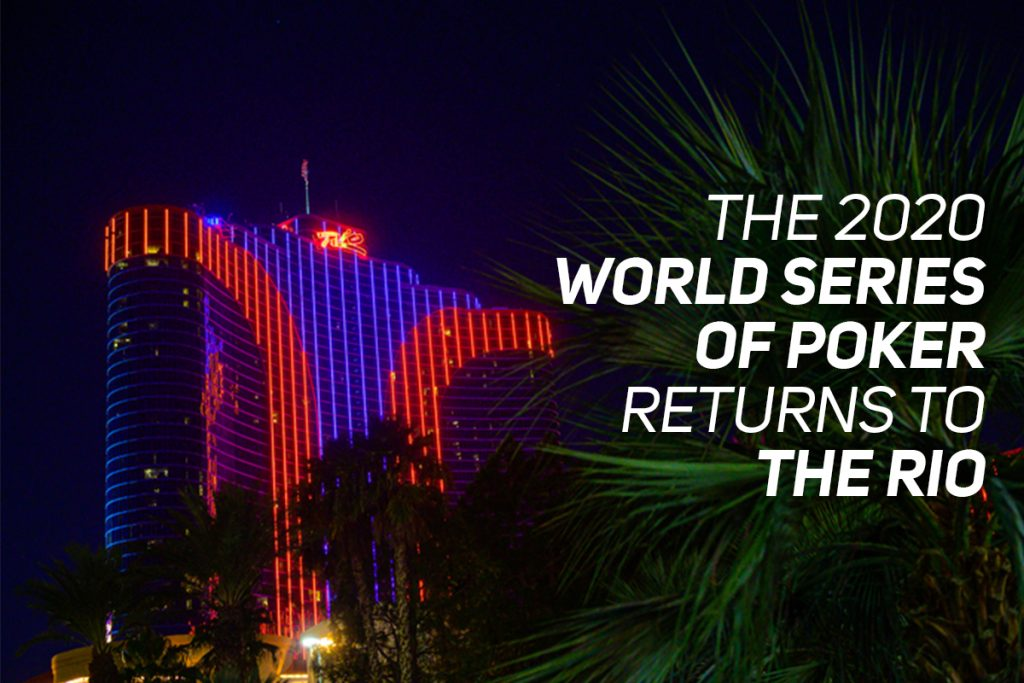 WSOP в RIO hotel and casino